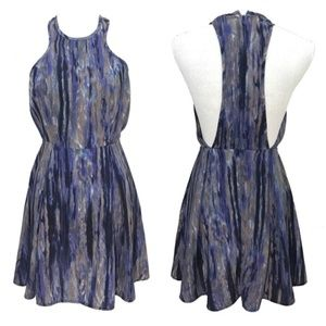 Ecote Urban Outfitters Watercolor Dress Size 4